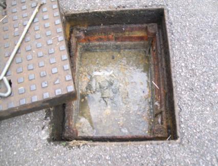 Blocked drain Brislington